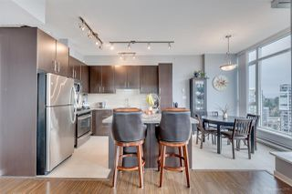 """Photo 6: 2801 651 NOOTKA Way in Port Moody: Port Moody Centre Condo for sale in """"SAHALEE"""" : MLS®# R2155594"""