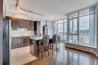 """Photo 2: 2801 651 NOOTKA Way in Port Moody: Port Moody Centre Condo for sale in """"SAHALEE"""" : MLS®# R2155594"""