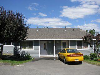 Photo 1: 117 643 MCBETH PLACE in : South Kamloops Townhouse for sale (Kamloops)  : MLS®# 140548