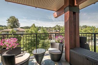"Photo 14: 310 200 KLAHANIE Drive in Port Moody: Port Moody Centre Condo for sale in ""SALAL"" : MLS®# R2174958"