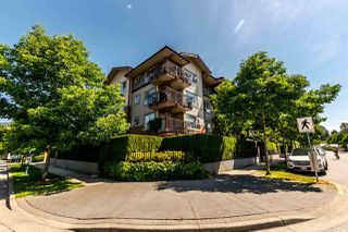 "Photo 1: 310 200 KLAHANIE Drive in Port Moody: Port Moody Centre Condo for sale in ""SALAL"" : MLS®# R2174958"
