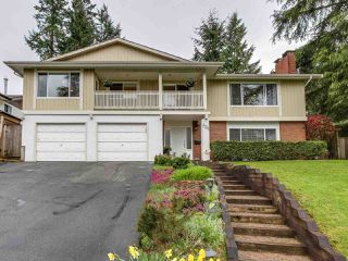 Photo 1: 2720 HAWSER AVENUE in Coquitlam: Ranch Park House for sale : MLS®# R2161090