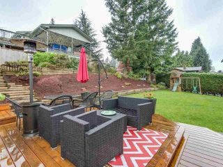 Photo 17: 2720 HAWSER AVENUE in Coquitlam: Ranch Park House for sale : MLS®# R2161090