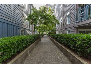 """Photo 2: 308 1190 EASTWOOD Street in Coquitlam: North Coquitlam Condo for sale in """"LAKE SIDE TERRACE"""" : MLS®# R2175674"""