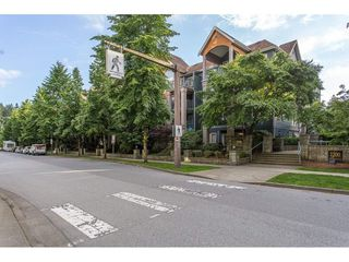 """Photo 1: 308 1190 EASTWOOD Street in Coquitlam: North Coquitlam Condo for sale in """"LAKE SIDE TERRACE"""" : MLS®# R2175674"""