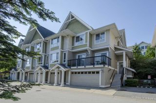 """Photo 1: 35 20159 68 Avenue in Langley: Willoughby Heights Townhouse for sale in """"VANTAGE"""" : MLS®# R2176637"""