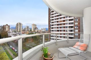 Photo 17: 803 1020 HARWOOD Street in Vancouver: West End VW Condo for sale (Vancouver West)  : MLS®# R2177586