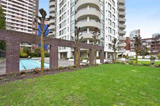 Photo 2: 803 1020 HARWOOD Street in Vancouver: West End VW Condo for sale (Vancouver West)  : MLS®# R2177586