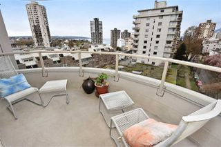 Photo 16: 803 1020 HARWOOD Street in Vancouver: West End VW Condo for sale (Vancouver West)  : MLS®# R2177586
