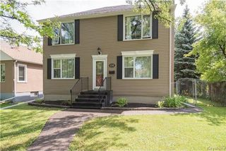 Main Photo: 154 Borebank Street in Winnipeg: River Heights North Residential for sale (1C)  : MLS®# 1717837