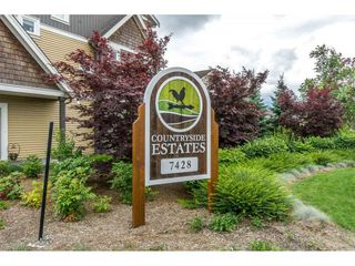 """Photo 2: 22 7428 EVANS Road in Sardis: Sardis West Vedder Rd Townhouse for sale in """"COUNTRYSIDE ESTATES"""" : MLS®# R2189491"""