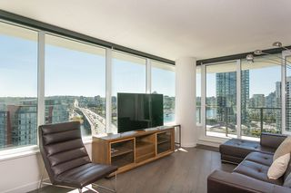 Photo 1: 1809 68 SMITHE STREET in Vancouver: Downtown VW Condo for sale (Vancouver West)  : MLS®# R2201355
