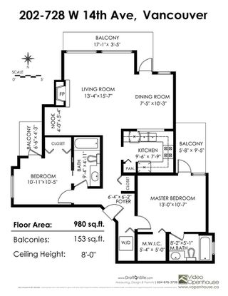 Photo 17: 202 728 W 14TH AVENUE in Vancouver: Fairview VW Condo for sale (Vancouver West)  : MLS®# R2219025