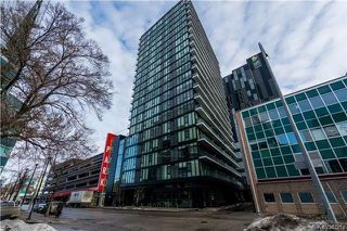 Main Photo: 808 311 Hargrave Street in Winnipeg: Downtown Condominium for sale (9A)  : MLS®# 1729857
