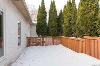 Photo 17: 83 BIRCHWOOD Crescent in East St Paul: North Hill Park Residential for sale (3P)  : MLS®# 1729877