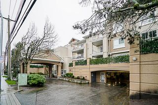 "Photo 1: 112 19750 64 Avenue in Langley: Willoughby Heights Condo for sale in ""Davenport"" : MLS®# R2234040"