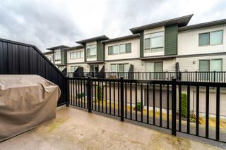 "Photo 18: 141 8473 163 Street in Surrey: Fleetwood Tynehead Townhouse for sale in ""The Rockwood"" : MLS®# R2237689"