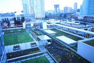"Photo 4: 703 4688 KINGSWAY in Burnaby: Metrotown Condo for sale in ""STATION SQUARE"" (Burnaby South)  : MLS®# R2040155"