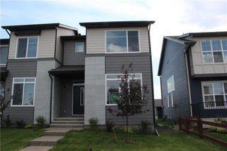 Photo 1: 1310 WALDEN Drive SE in Calgary: Walden Semi Detached for sale : MLS®# C4194452