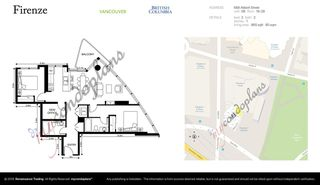 "Photo 20: 2808 688 ABBOTT Street in Vancouver: Downtown VW Condo for sale in ""Firenze II"" (Vancouver West)  : MLS®# R2287504"