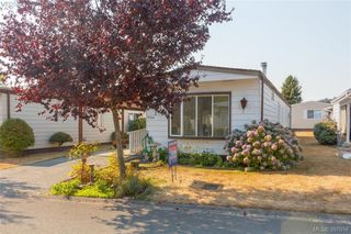 Main Photo: 9364 Trailcreek Drive in SIDNEY: Si Sidney South-West Manu Single-Wide for sale (Sidney)  : MLS®# 397956