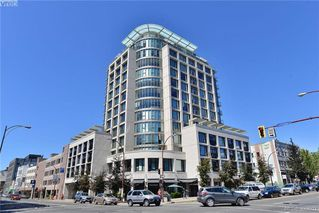 Photo 1: 210 760 Johnson Street in VICTORIA: Vi Downtown Condo Apartment for sale (Victoria)  : MLS®# 399603