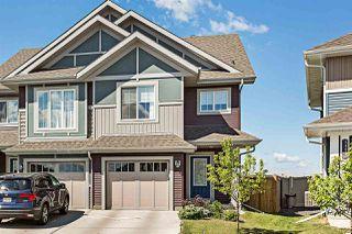 Main Photo: 5503 CRABAPPLE Loop in Edmonton: Zone 53 House Half Duplex for sale : MLS®# E4131797