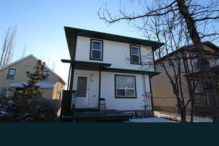 Main Photo: 1 9322 106A Avenue in Edmonton: Zone 13 House Half Duplex for sale : MLS®# E4132897