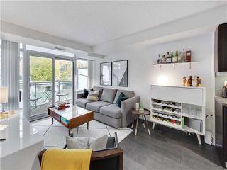 Main Photo: 321 525 W Adelaide Street in Toronto: Waterfront Communities C1 Condo for sale (Toronto C01)  : MLS®# C4301746