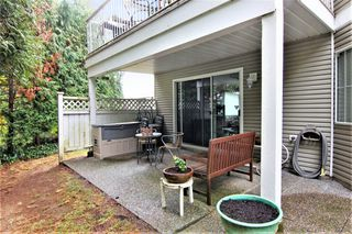 "Photo 21: 15 1973 WINFIELD Drive in Abbotsford: Abbotsford East Townhouse for sale in ""BELMONT RIDGE"" : MLS®# R2327663"