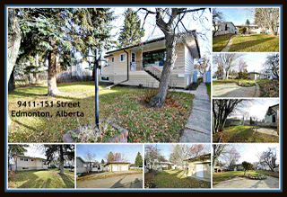 Main Photo: 9411 151 Street in Edmonton: Zone 22 House for sale : MLS®# E4140459