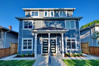 Main Photo: 5216 GLADSTONE Street in Vancouver: Victoria VE House 1/2 Duplex for sale (Vancouver East)  : MLS®# R2339569
