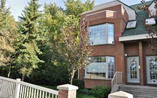 Photo 1: 9015 98 Avenue in Edmonton: Zone 18 Townhouse for sale : MLS®# E4144365