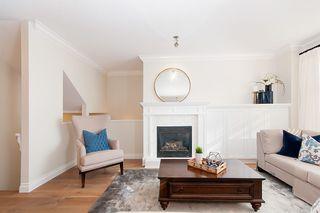 "Photo 3: 4 21704 96 Avenue in Langley: Walnut Grove Townhouse for sale in ""Redwood Bridge Estates"" : MLS®# R2343758"