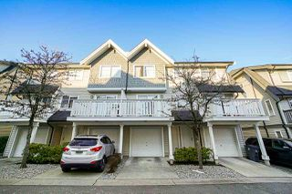 "Photo 1: 31 15871 85 Avenue in Surrey: Fleetwood Tynehead Townhouse for sale in ""Huckleberry"" : MLS®# R2345840"