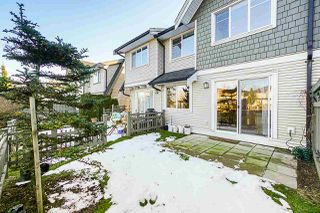 "Photo 20: 31 15871 85 Avenue in Surrey: Fleetwood Tynehead Townhouse for sale in ""Huckleberry"" : MLS®# R2345840"