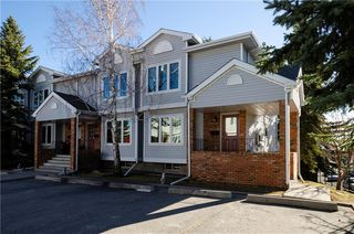 Photo 1: 6 3906 19 Avenue SW in Calgary: Glendale Row/Townhouse for sale : MLS®# C4236704