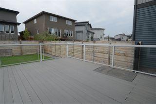 Photo 27: 2452 WARE Crescent in Edmonton: Zone 56 House for sale : MLS®# E4151169