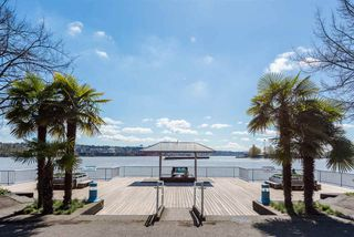 "Photo 19: 307 5 K DE K Court in New Westminster: Quay Condo for sale in ""Quayside Terrace"" : MLS®# R2359596"