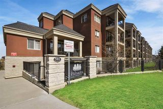 Photo 1: 302 501 PALISADES Way: Sherwood Park Condo for sale : MLS®# E4153906