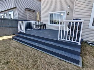 Photo 19: 607 Albany Way in Edmonton: Zone 27 House for sale : MLS®# E4154109