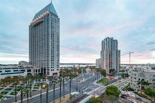 Photo 3: DOWNTOWN Condo for sale : 2 bedrooms : 500 W Harbor Drive #902 in San Diego