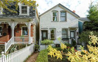 Main Photo: 148 Amelia Street in Toronto: Cabbagetown-South St. James Town House (2-Storey) for sale (Toronto C08)  : MLS®# C4456990