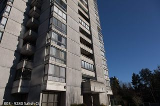 """Photo 17: 803 9280 SALISH Court in Burnaby: Sullivan Heights Condo for sale in """"EDGEWOOD PLACE"""" (Burnaby North)  : MLS®# R2374022"""