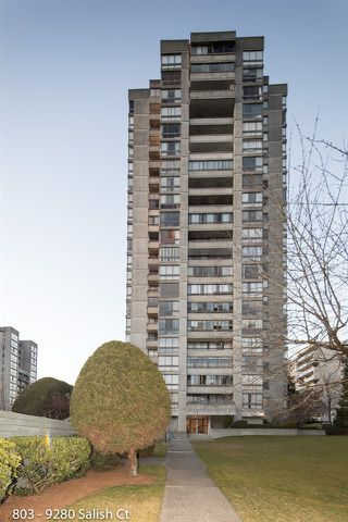"""Photo 18: 803 9280 SALISH Court in Burnaby: Sullivan Heights Condo for sale in """"EDGEWOOD PLACE"""" (Burnaby North)  : MLS®# R2374022"""