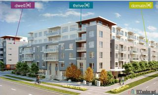 "Photo 1: 308 10581 140 Street in Surrey: Whalley Condo for sale in ""Thrive"" (North Surrey)  : MLS®# R2379808"