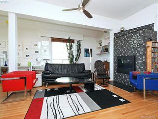 Photo 2: 4 502 Dallas Road in VICTORIA: Vi James Bay Condo Apartment for sale (Victoria)  : MLS®# 412277
