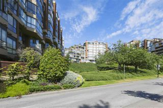 "Main Photo: G02 1490 PENNYFARTHING Drive in Vancouver: False Creek Condo for sale in ""HARBOUR COVE"" (Vancouver West)  : MLS®# R2381616"
