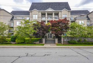 "Main Photo: 402 1669 GRANT Avenue in Port Coquitlam: Glenwood PQ Condo for sale in ""THE CHARLESTON"" : MLS®# R2382872"