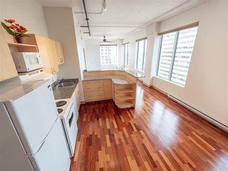 Photo 2: 1409 10024 JASPER AV NW in Edmonton: Downtown Condo for sale : MLS®# E4168708